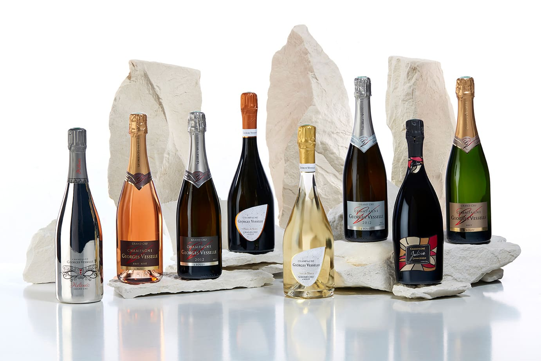 Domaine Georges Vesselle – Champagne et Bouzy rouge