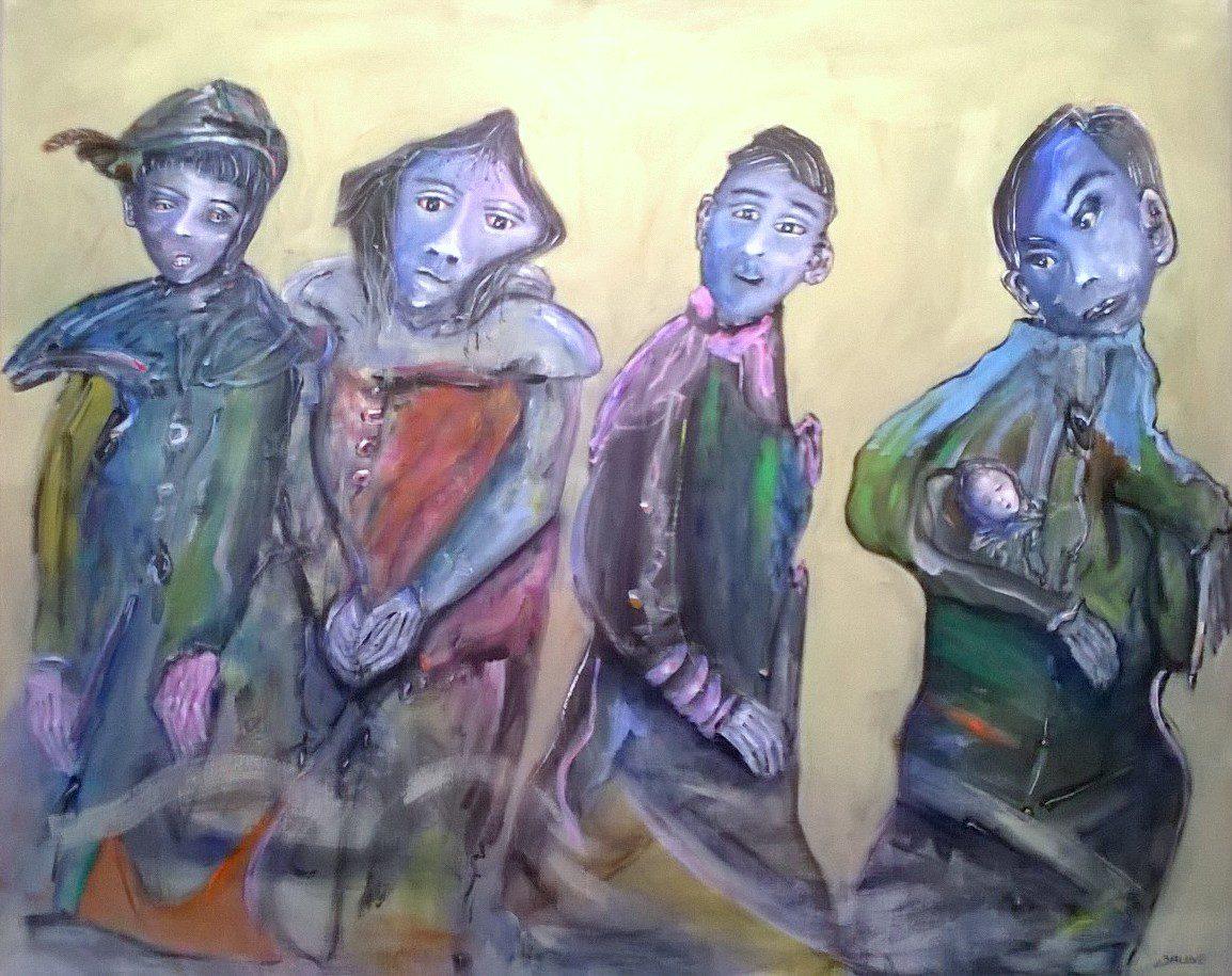 Bruno BRIATTE – Artiste peintre
