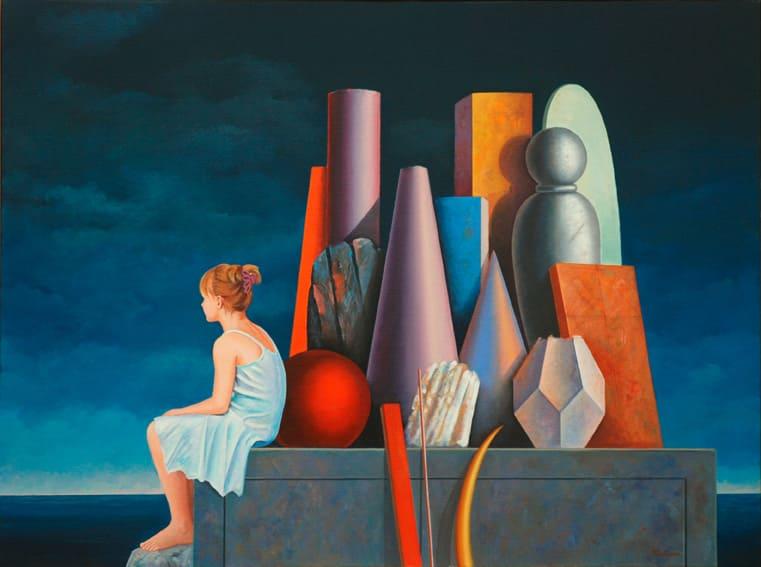 Maria Mesterou – artiste peintre