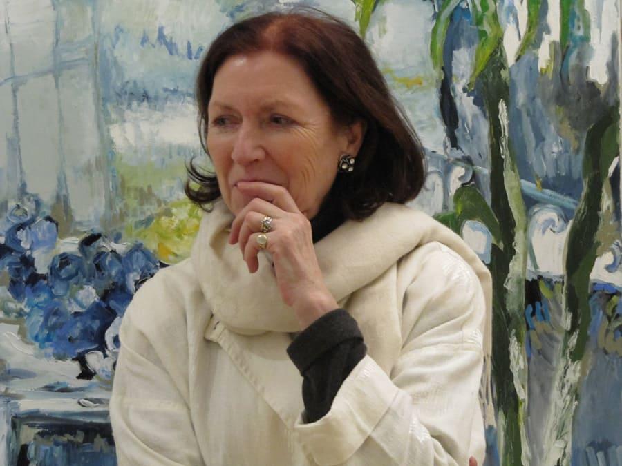 Evelyne Widmaier – Artiste peintre