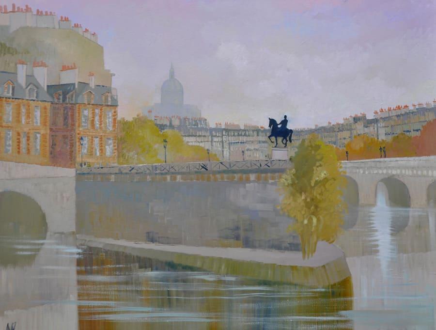Irina Alaverdova – Artiste peintre