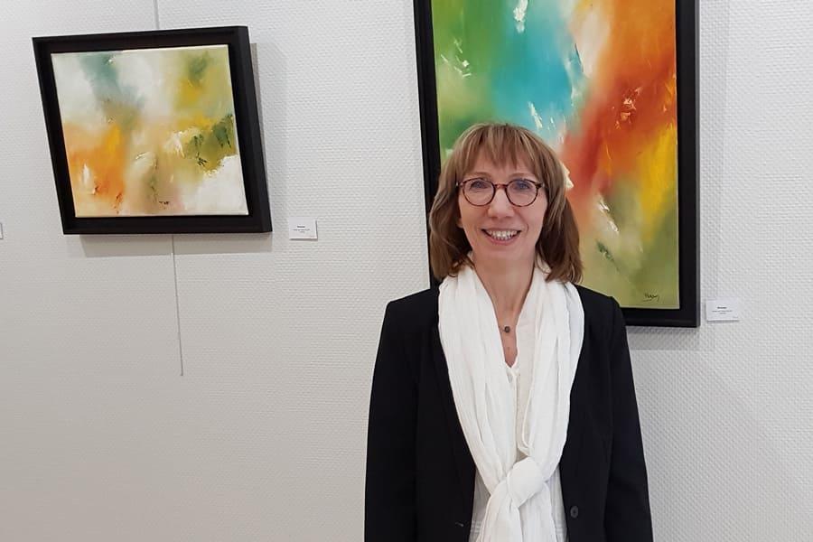 Sandrine Hirson – Artiste peintre
