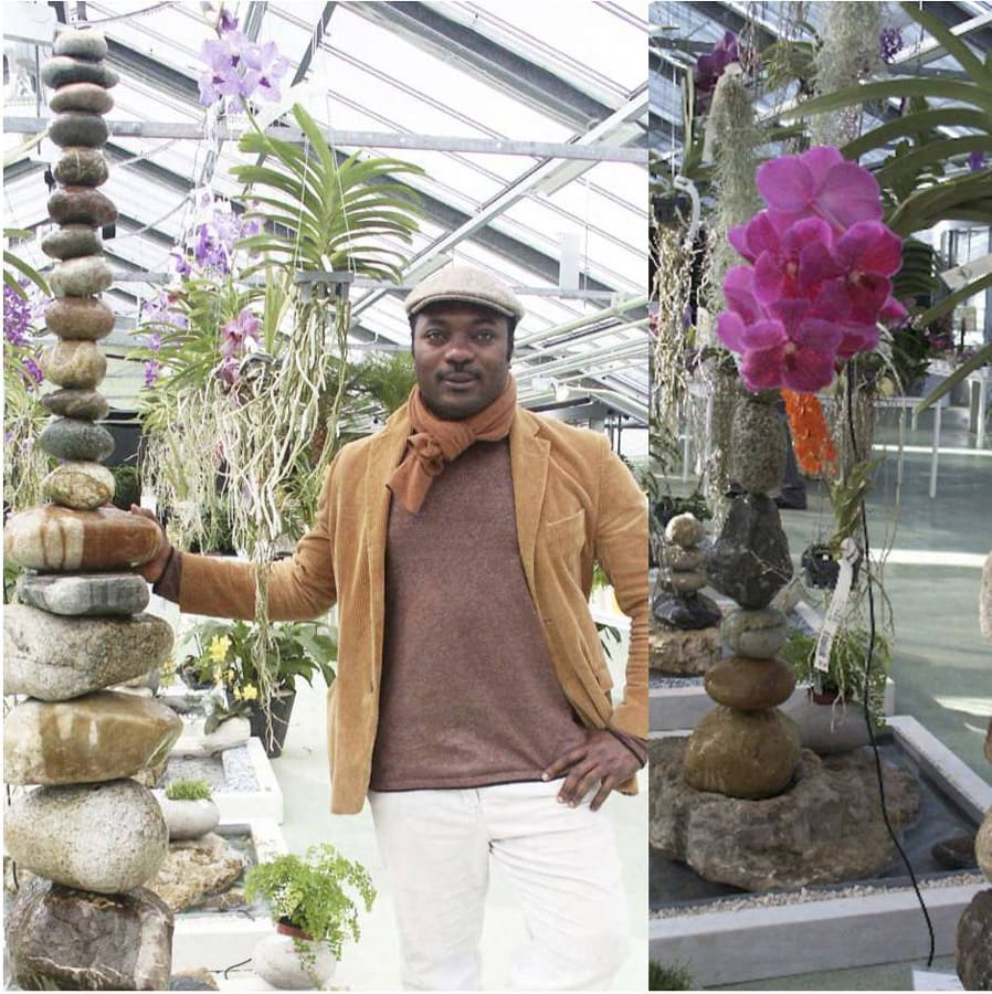 JOËL EQUAGOO – ART INSTRUCTOR OF THE YEAR