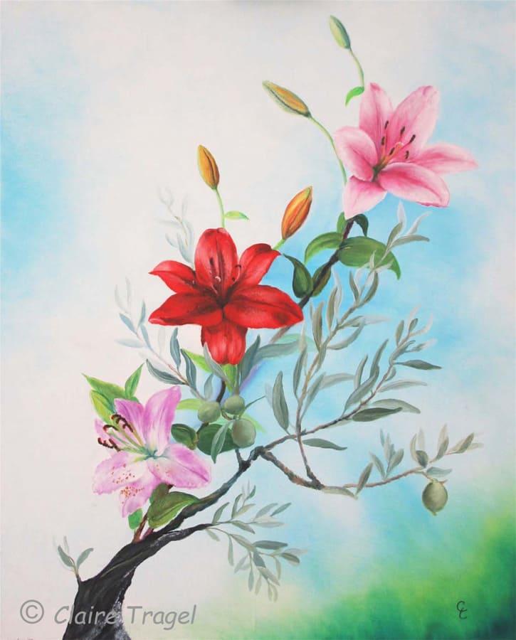 Claire TRAGEL - Artiste peintre - Loft et Décoration