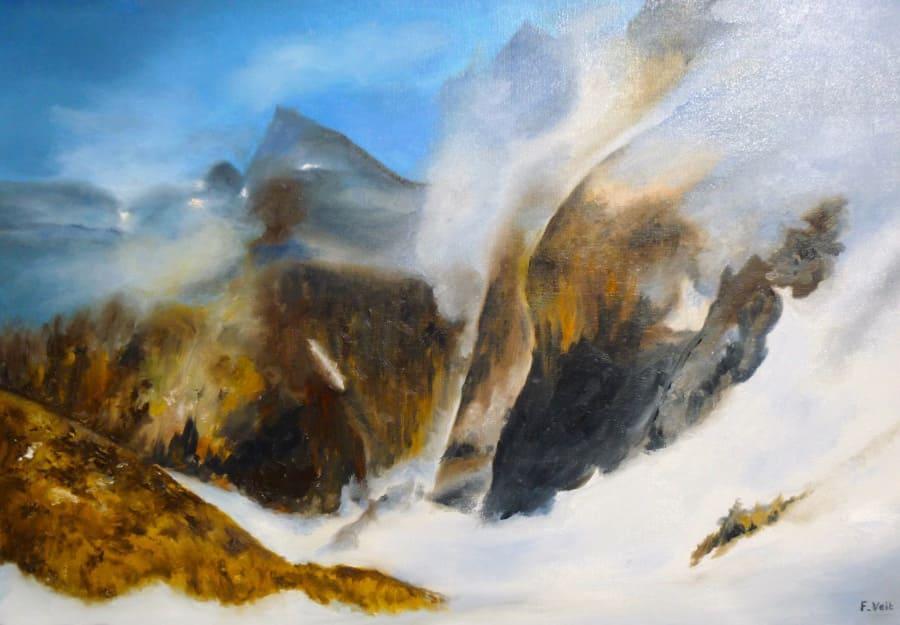 Françoise Veit-Guillon – Artiste peintre