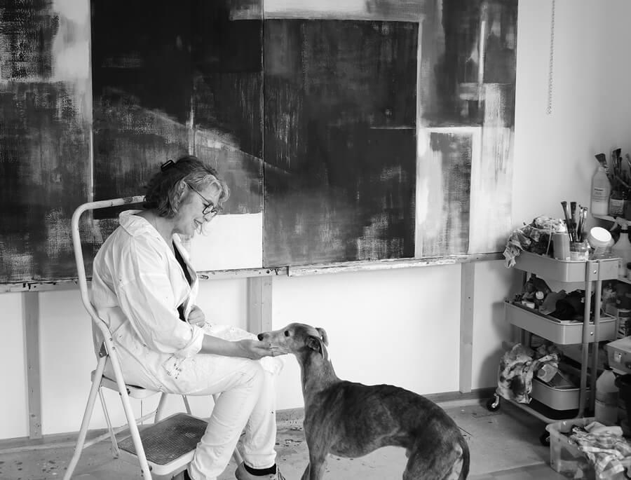 Mary Chaplin – Artiste peintre