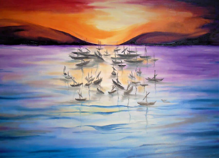 Jacques Chazel – Artiste peintre