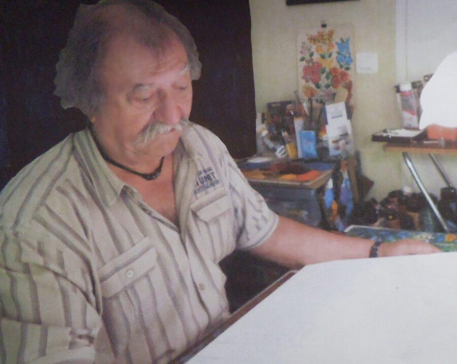 Michel MARANT – Artiste peintre