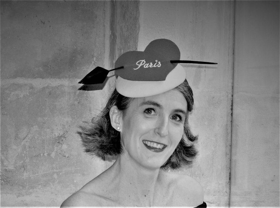 Les chapeaux de Cécile Descombes
