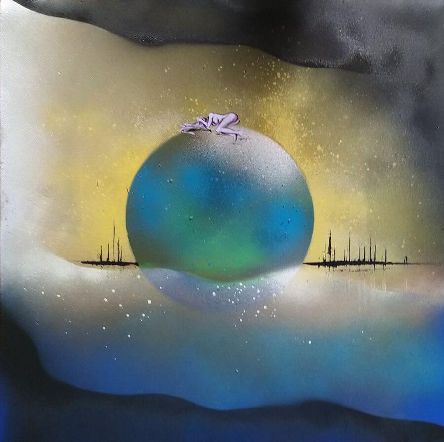Gillette Guerrero – Artiste peintre