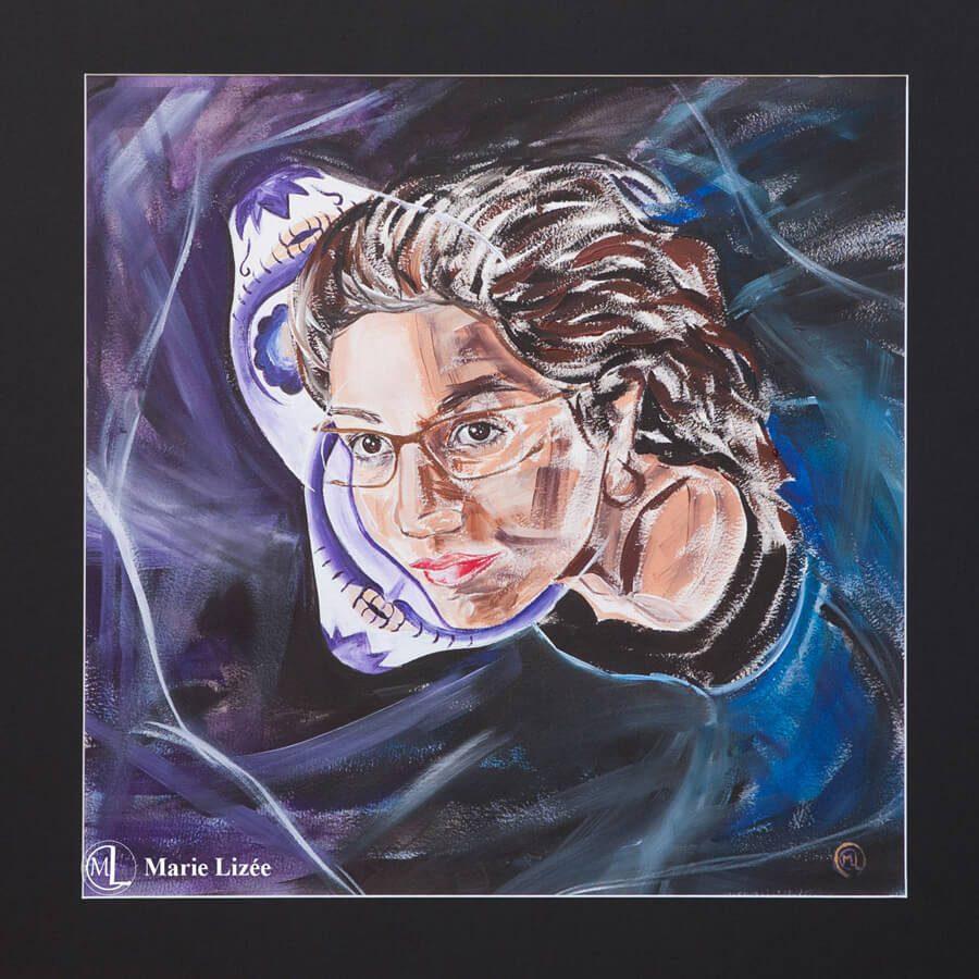 Marie LIZÉE – Artiste plasticienne