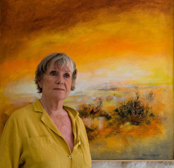 Ingrid Meyer-Wegener – Artiste peintre