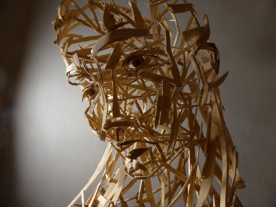 Lise Van Baaren – Sculpture bois