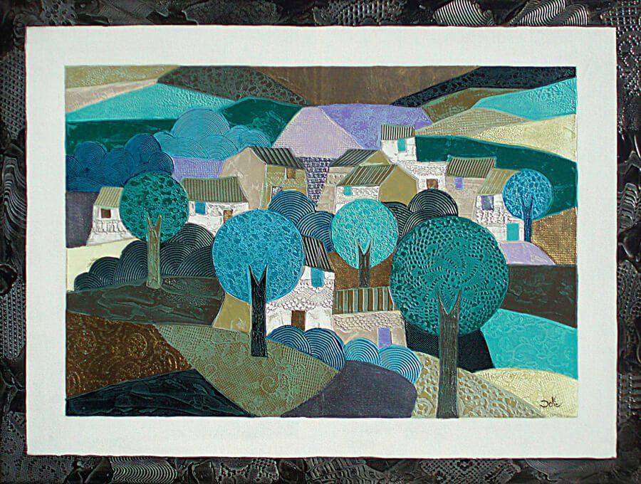 Bernard Devie – Artiste peintre