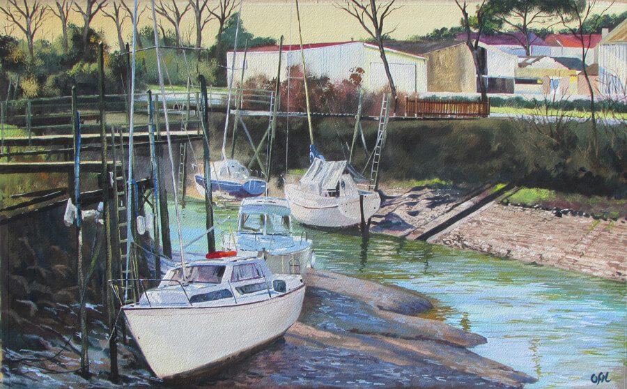Olivier FILLEUL, Ofil – Artiste Peintre