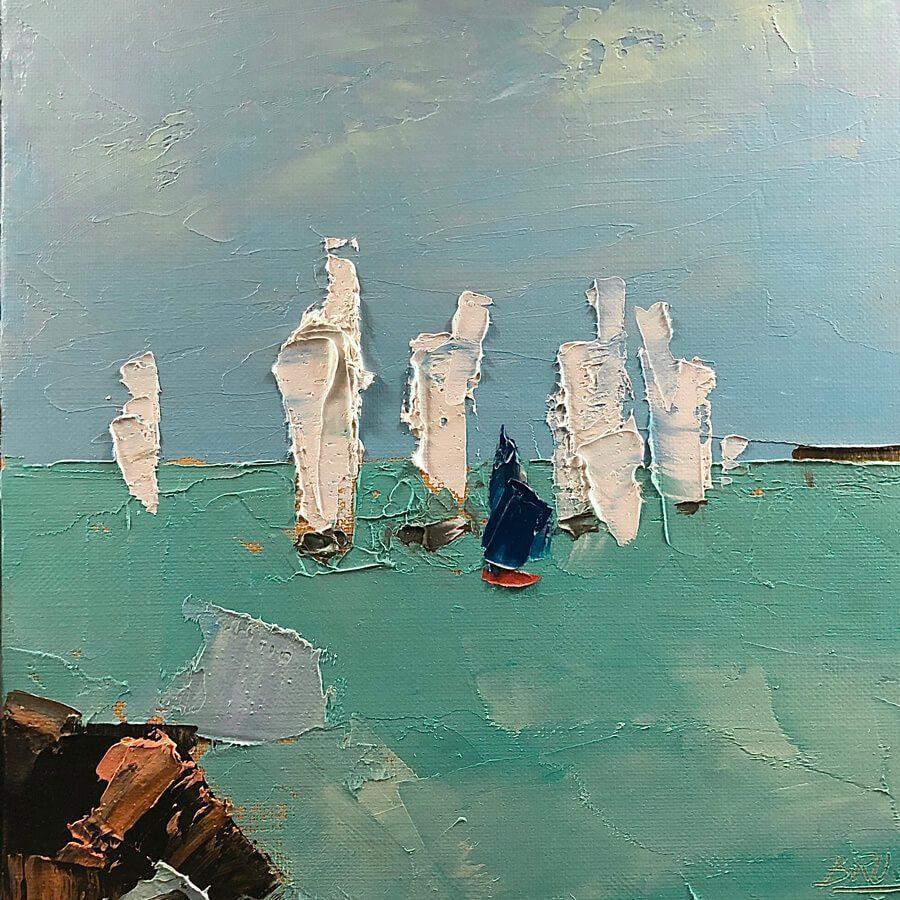 Gérard Bru – Artiste peintre