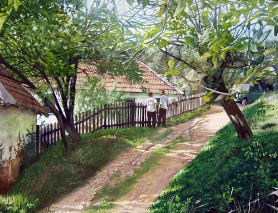 Goran Vojinovic – Artiste Peintre