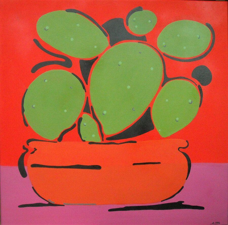 Sylvie Cros – Sculptures Peintures