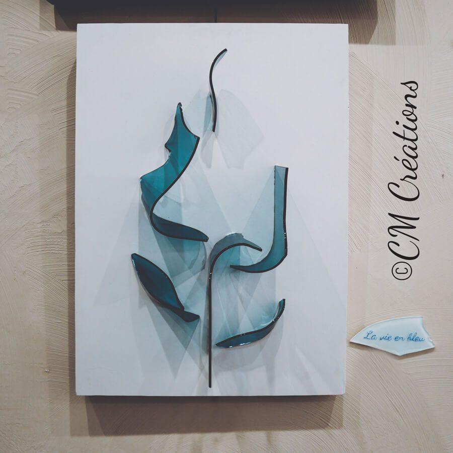 Céline Mailloux – l'art du verre brisé