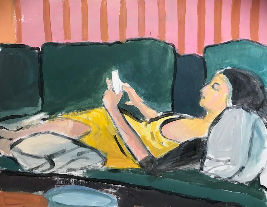 Frédéric Rekaï – Peintre et illustrateur