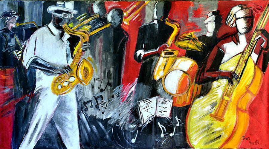 Arielle – Artiste peintre & plasticienne