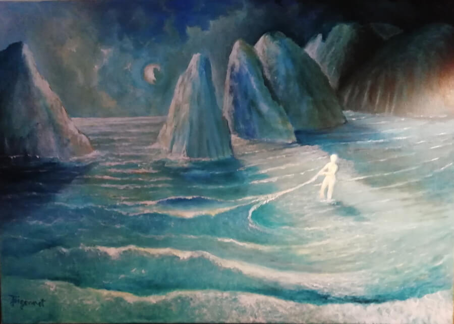 Jean Paul Bigonnet – Artiste peintre