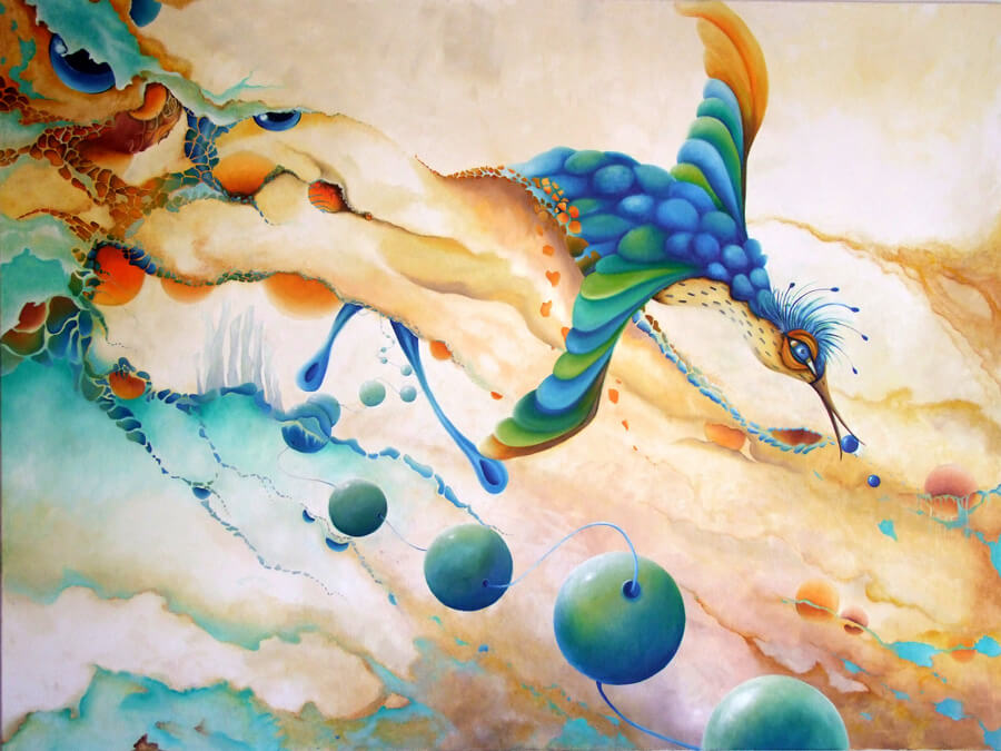 Roxane Carlu – Artiste peintre et sculpteur