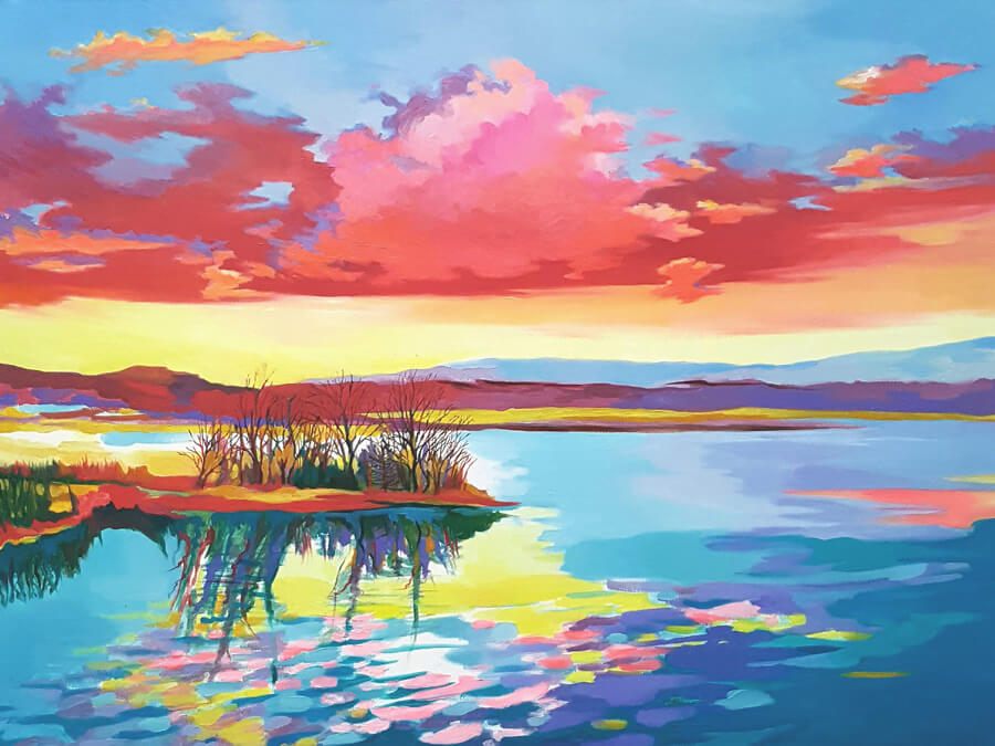Moé YAMAKOSHI – Artiste peintre