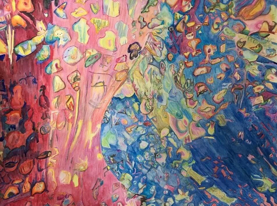 Caroline Kennerson – Artiste peintre plasticienne