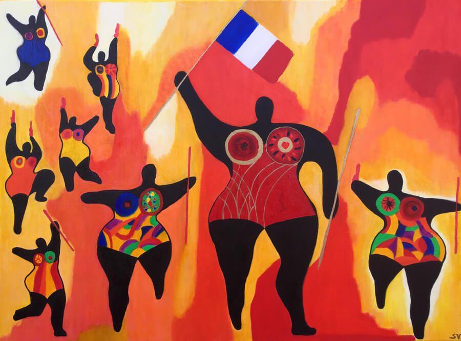 Sylvie Vinceneux – Artiste Peintre