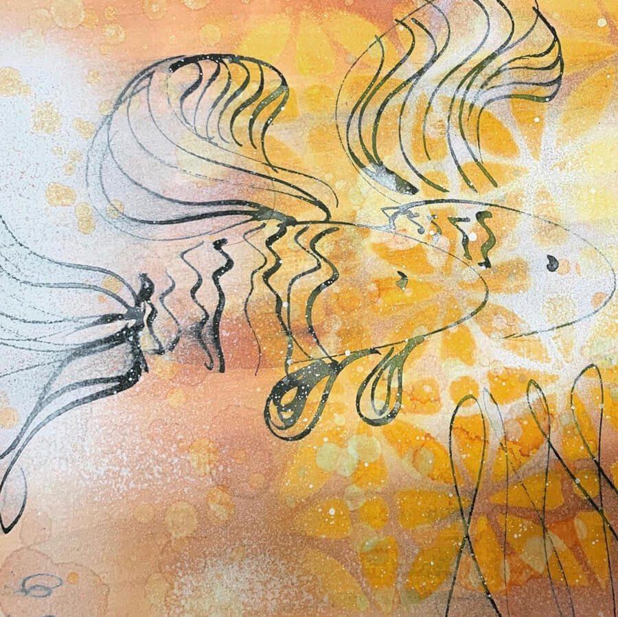 Cristina Velasco – Artiste peintre