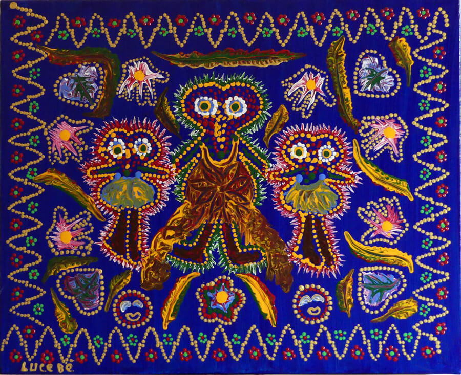 Luce Bè – Artiste peintre