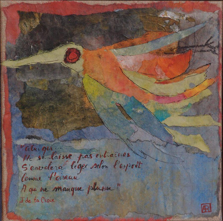 Annie Ricq – Artiste peintre-graveur