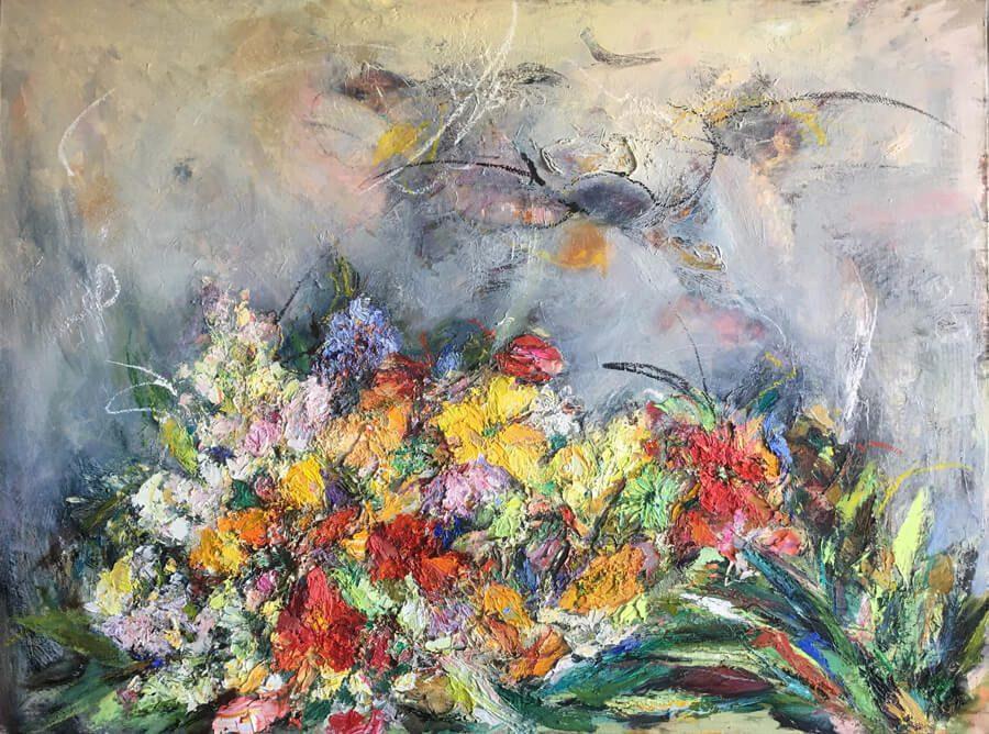 Virginie Motti-Lefèvre – Artiste peintre Sensualiste