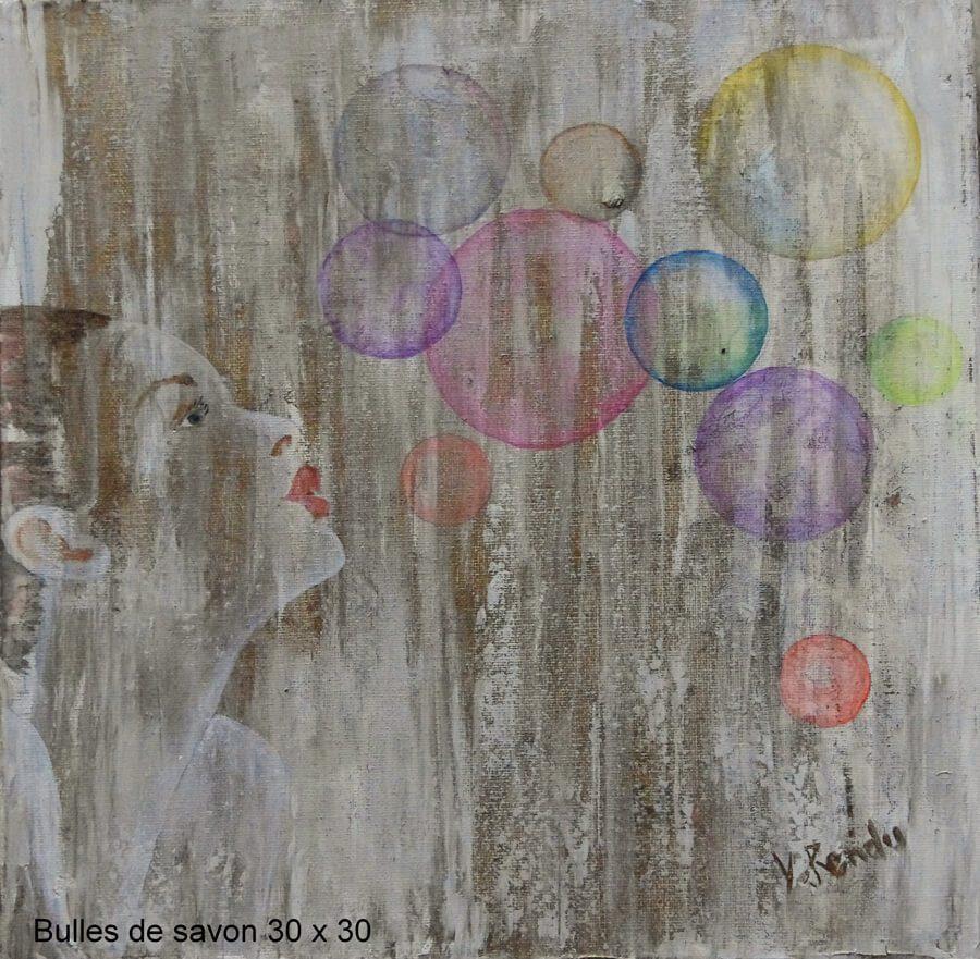 Véronique Rendu – Artiste peintre