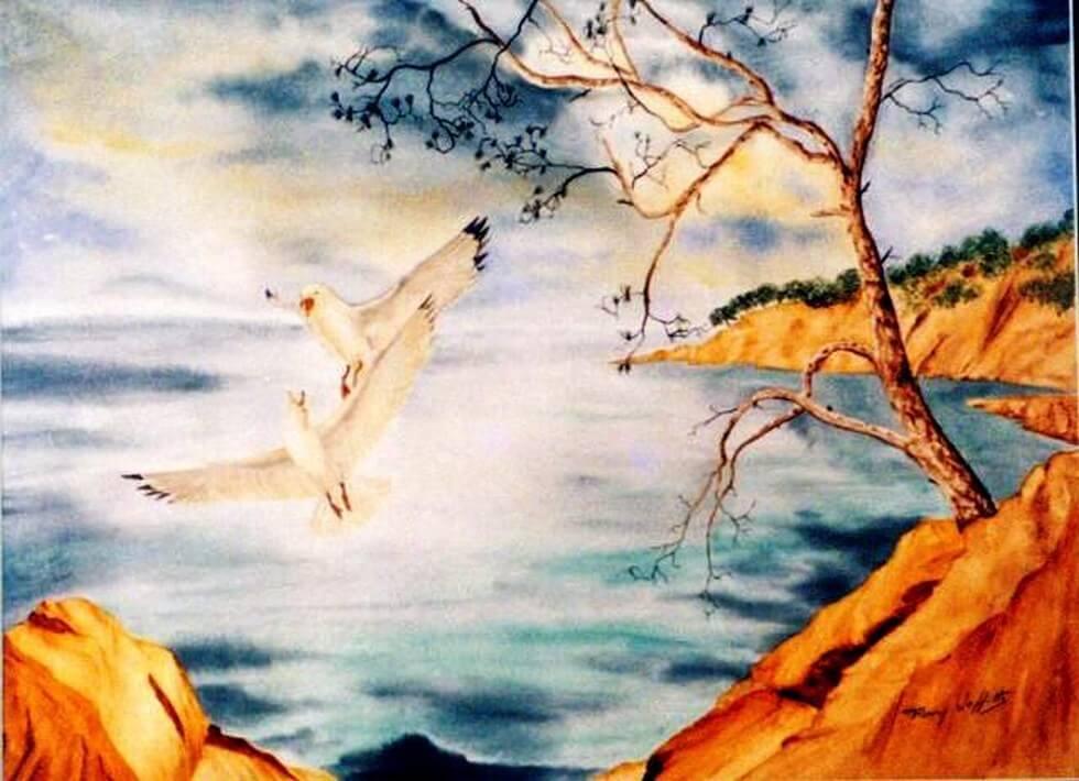 Fanny Laffitte – Artiste peintre