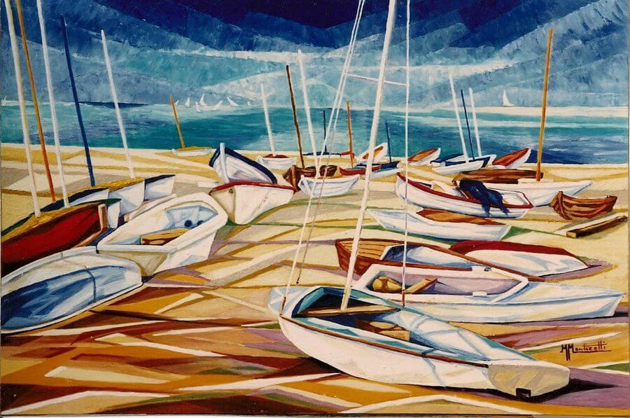 Marguerite Monticelli – Artiste peintre