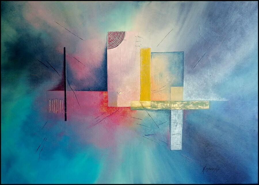 Monik CHOZENON-BOURRAS – Artiste peintre