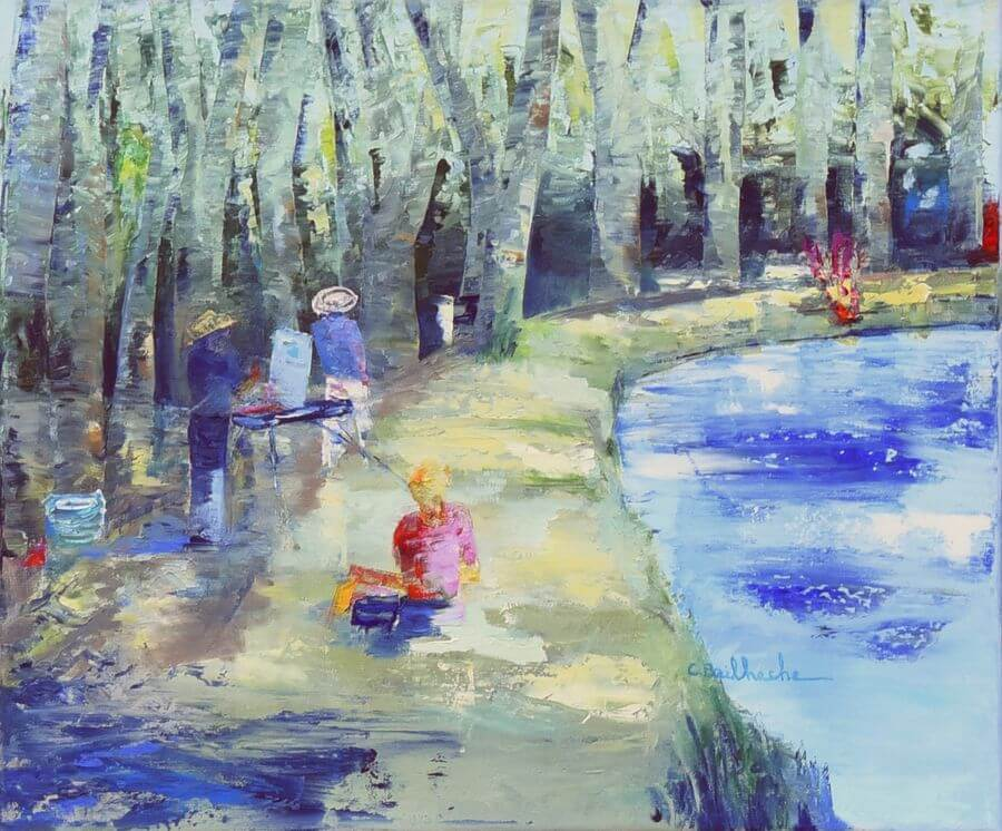 Catherine Bailhache – Artiste Peintre