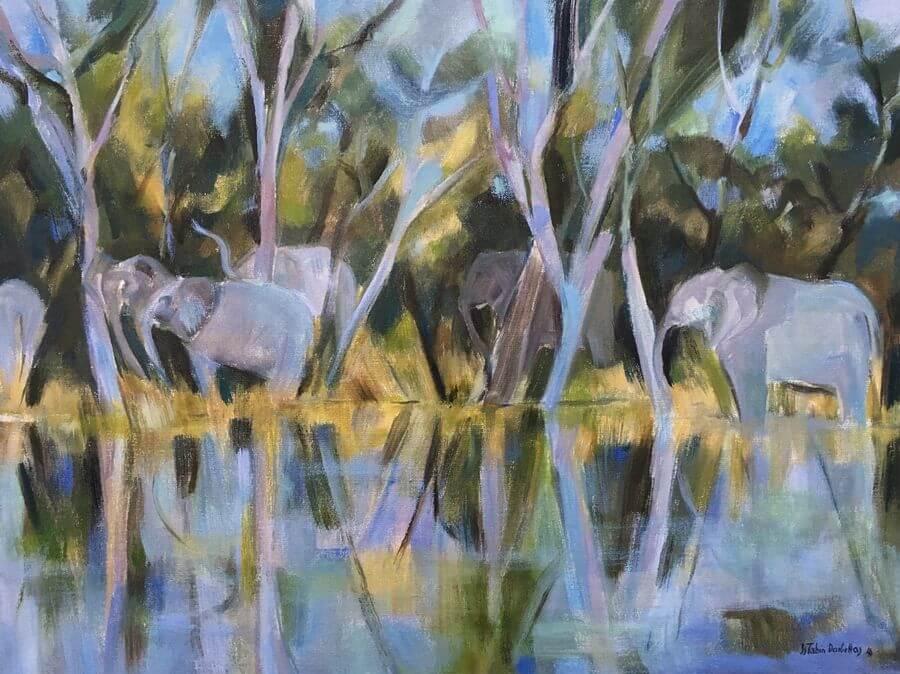 Isabelle Tabin-Darbellay – Artiste peintre