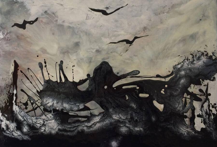 Zdenka Palkovic – Artiste peintre