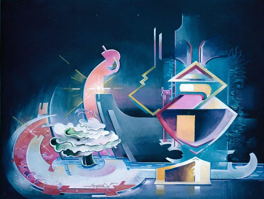 Yvon Cayrel – Artiste peintre