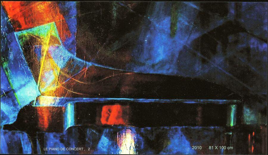Raymond MUSTACCHI – Artiste peintre