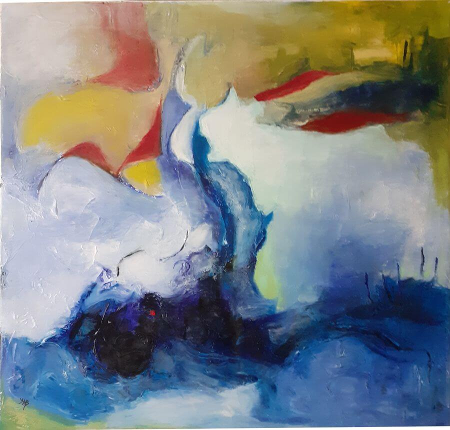 Thérèse Bosc – Artiste peintre