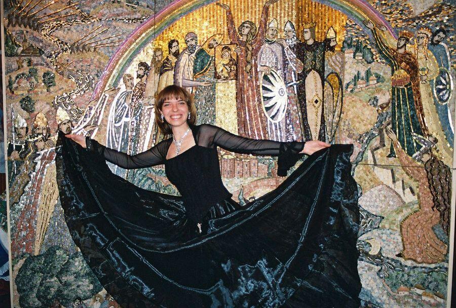 Larissa Perekrestova-Clion – Artiste mosaïste