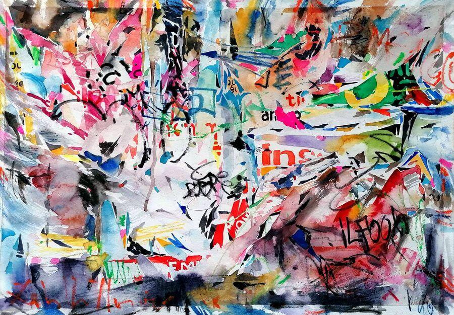 Juan Carlos – Artiste peintre