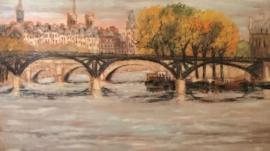 Le pont des Arts 2001