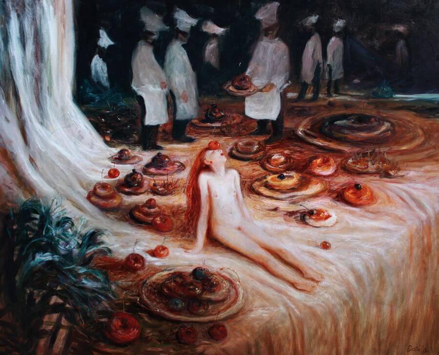 Bertrand Bataille – Artiste peintre