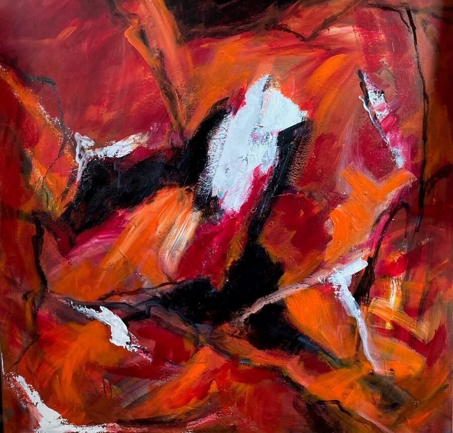 Irène Darget-Bastien – Artiste peintre