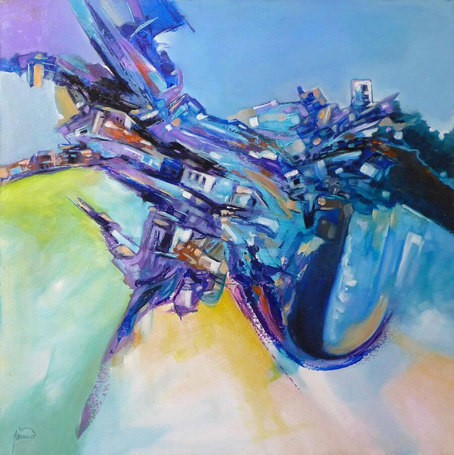 Philippe Pinaud – Artiste peintre